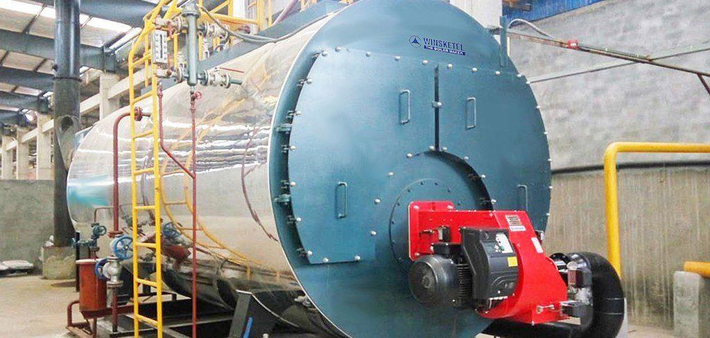 tube steam boiler