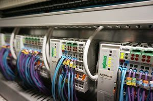 PLC or programmable logic controller